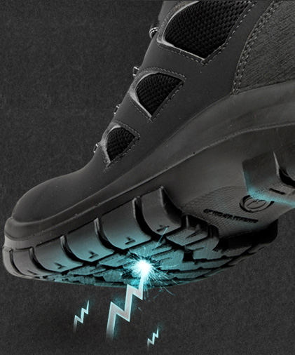 Riverline Ergonomic Safety Footwear